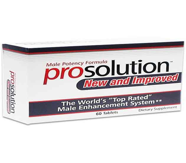 Pro Solution Pills